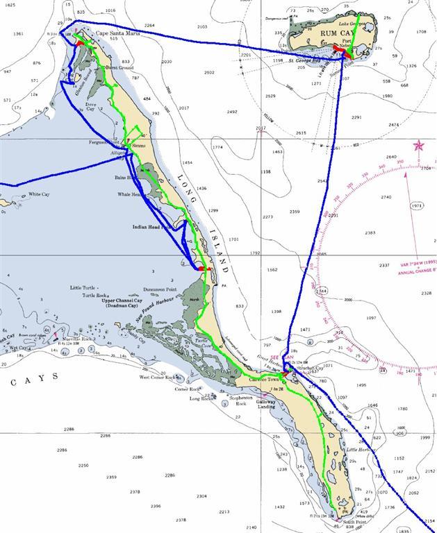 Long island bahamas map - Hi-Group Sales Properties